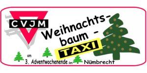 Weihnachtsbaum-Taxi & -Verkauf @ Gemeindehaus der Ev. Kirche Nümbrecht
